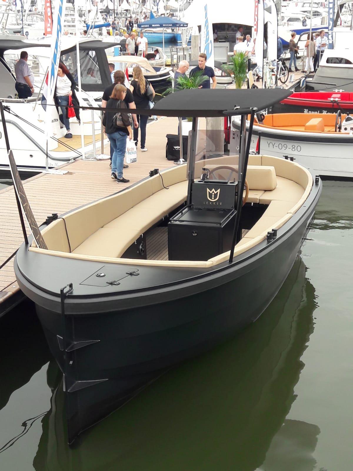 Lekker Boats Damsko 750 of 1000